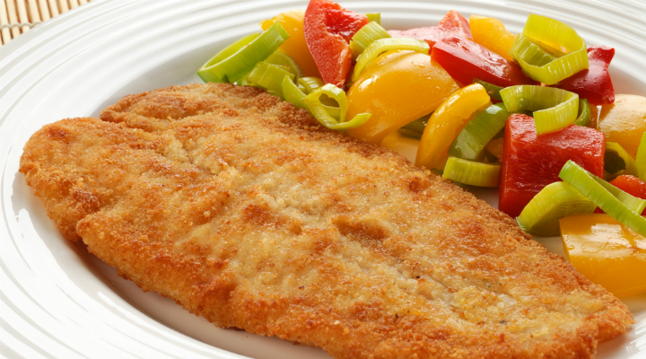 Traditional pan fried trout betterhealthkare for What is the best oil to fry fish in