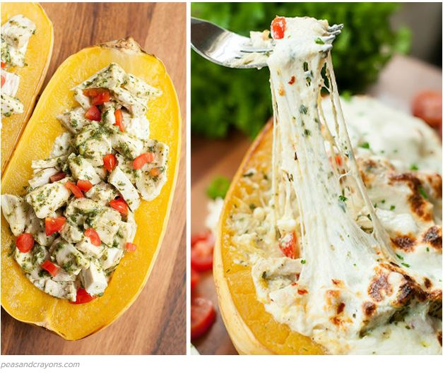 6 Guilt-Free Low-Carb Spaghetti Squash Recipes