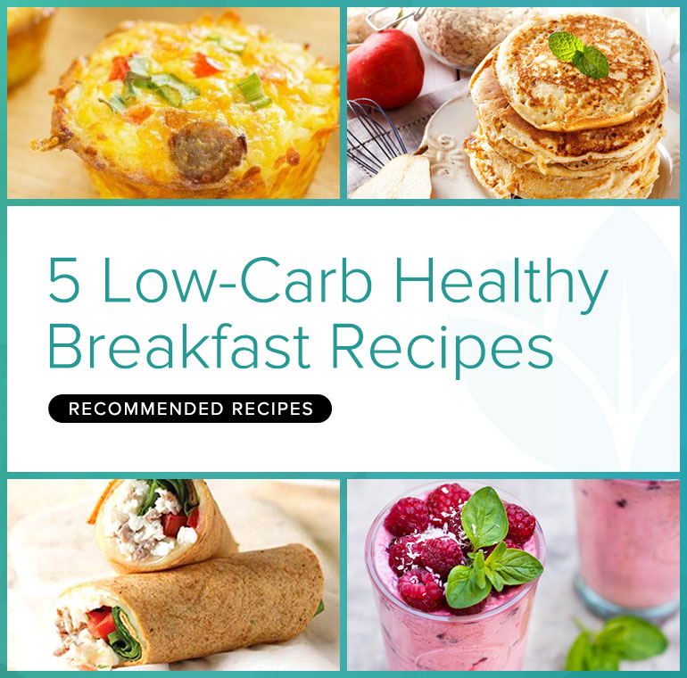 Breakfast Foods On Low Carb Diet
