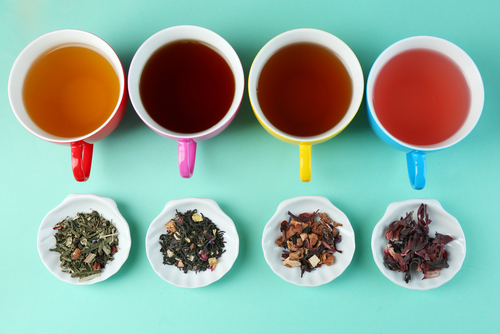 5 Health Benefits of Drinking Tea