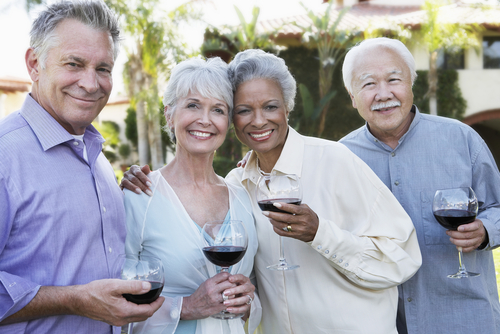 Daily Glass of Red Wine May Improve Type 2 Diabetes