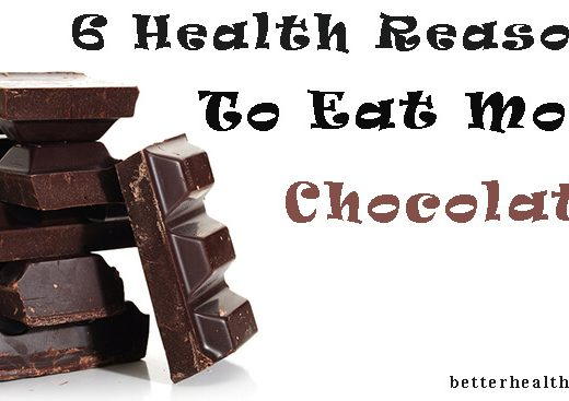 6 Health Reasons to Eat More Chocolate