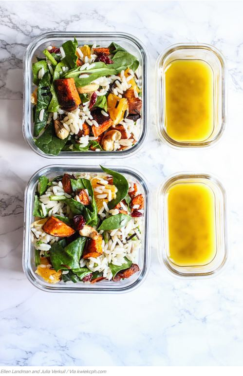 12 Healthy Salad Recipes That Will Make You Love Salad Again