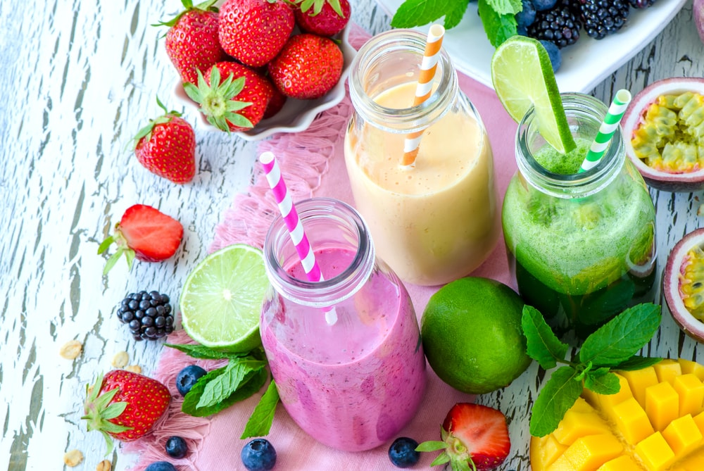 Diabetic Smoothies For Weight Loss Healthy Smoothie Recipes