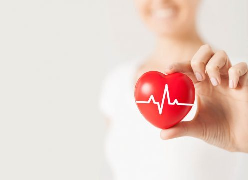 ways to improve heart health