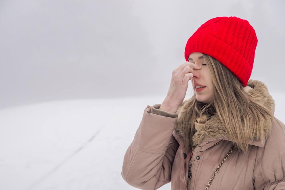 sinus pressure symptoms