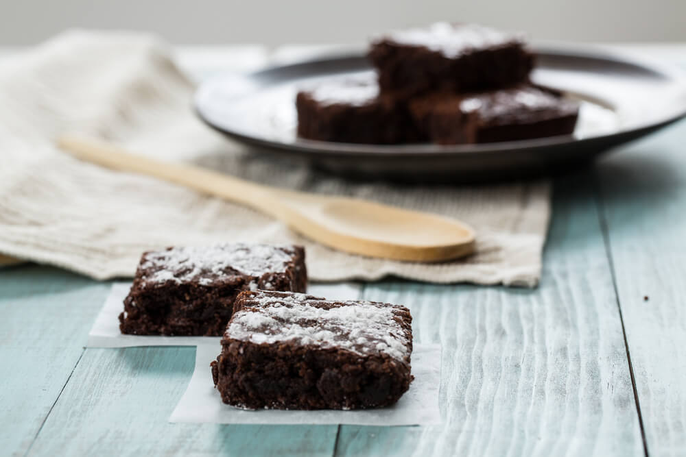 diabetic brownies