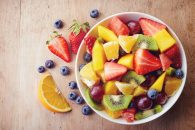 low glycemic fruits