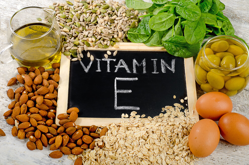 How To Get Vitamin E From Food
