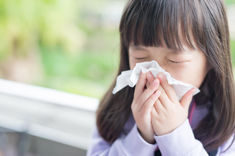 tips for fighting spring allergies