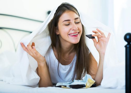 can diabetics eat chocolate