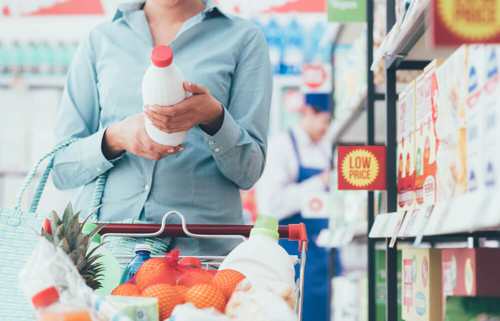 reading food labels with diabetes