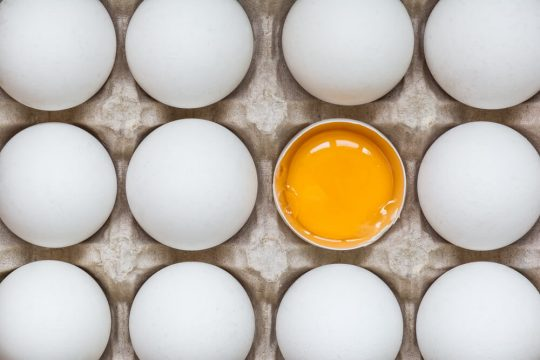 can diabetics eat eggs