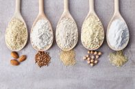5 healthy flour substitutes
