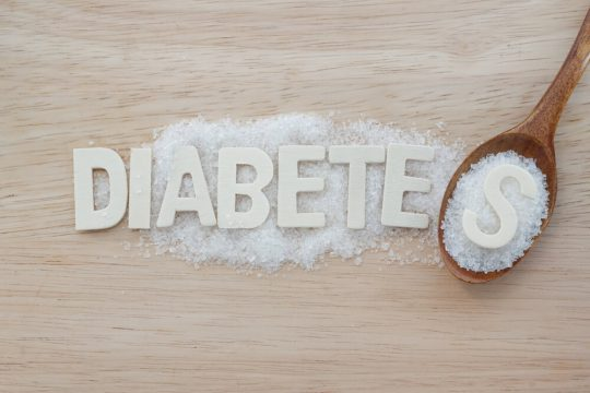 does sugar cause diabetes