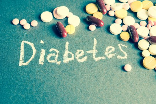 oral type 2 diabetes medication