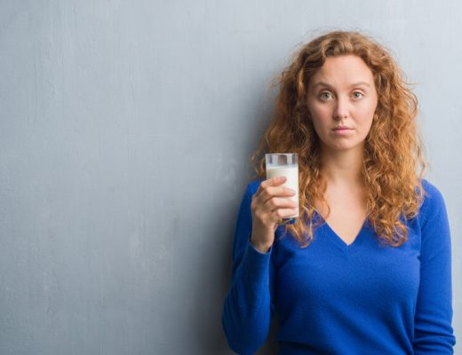 antibiotics and milk