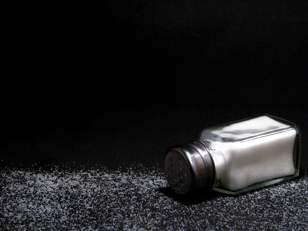 what happens if you eat too much salt