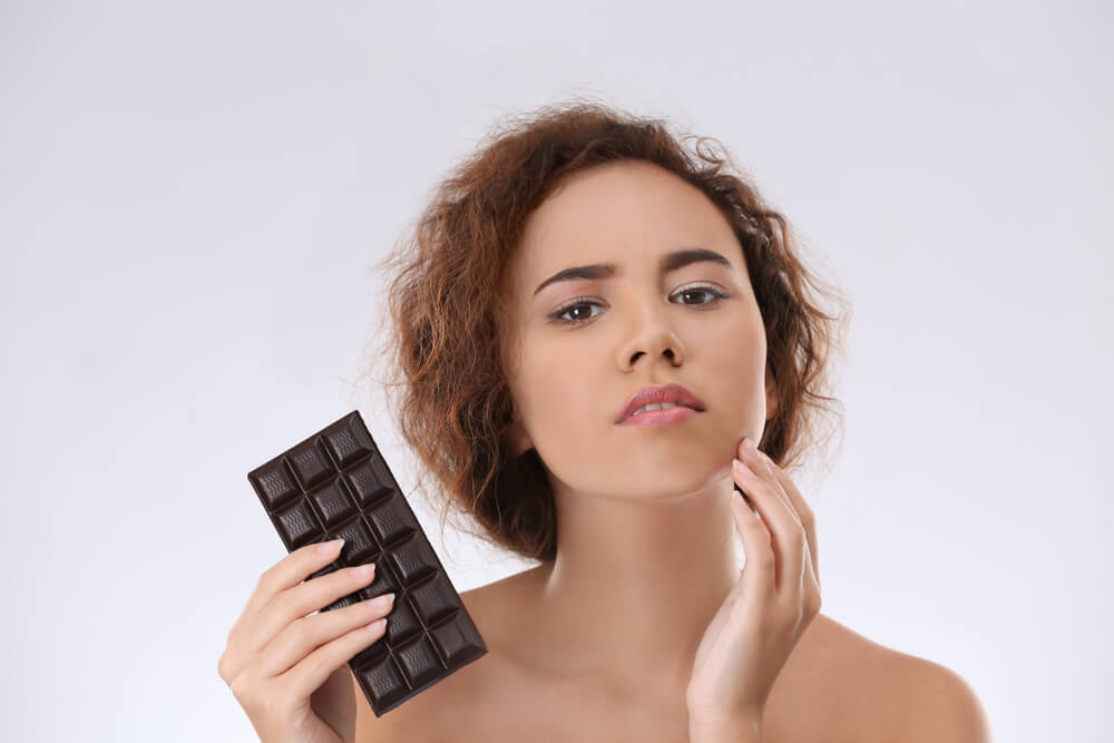 can sugar cause acne