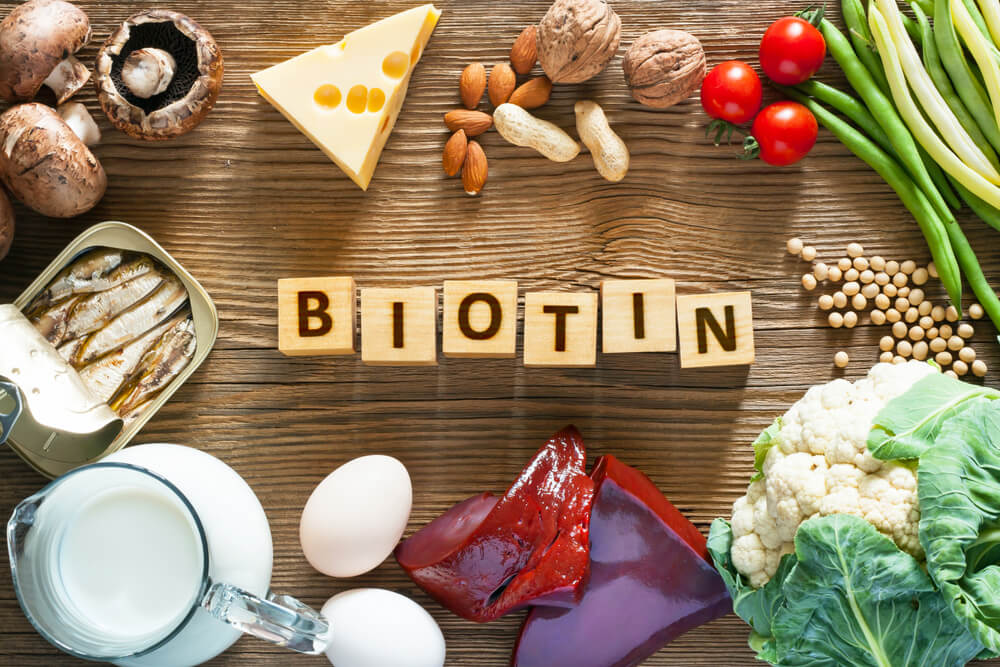 biotin supplement